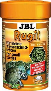 JBL Rugil 100ml - Food Sticks For Small Turtles